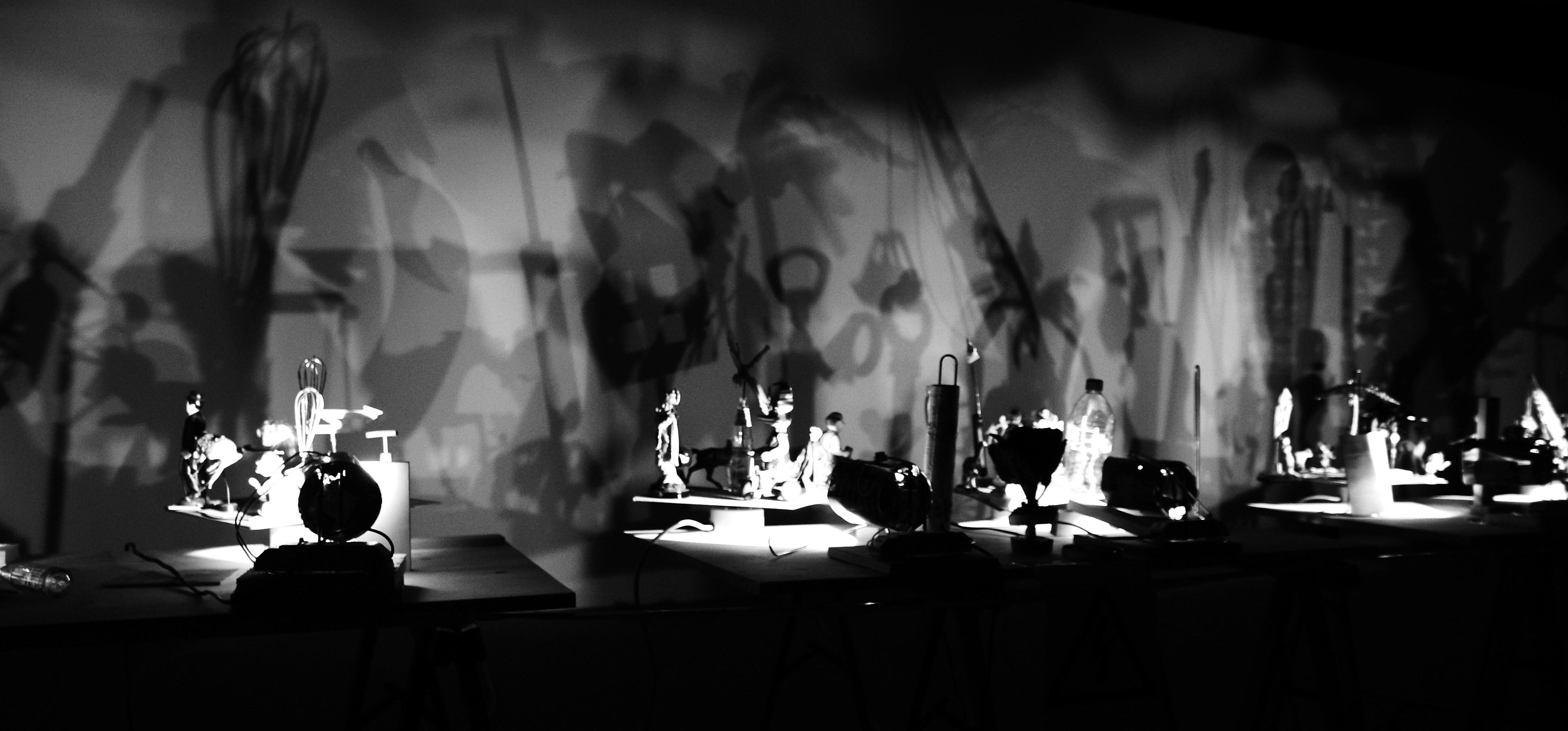 Hans Peter Feldman Shadow play 1941 ( my image)