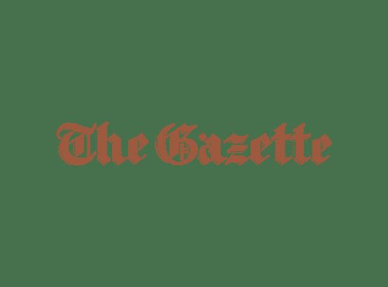 The Gazette newspaper logo