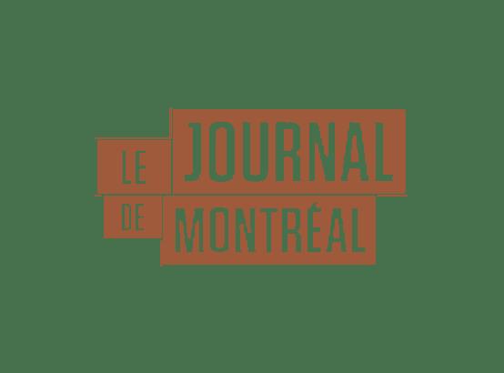 Le Journal de Montreal newspaper logo