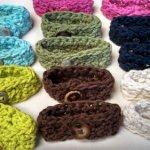 A Crocheter's Dozen…