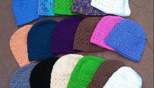 Amazing Grace Hat-Free Pattern
