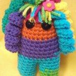 Rainbow Rachael Doll… Free Crochet Pattern!