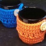 Twisted Stitches Coffee Cozy…