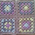 Beatrice Ryan Designs Crochet A Long Afghan.. Week 2