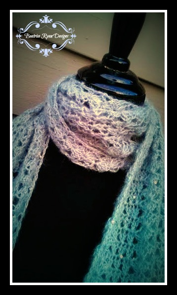 Winters Edge Scarf