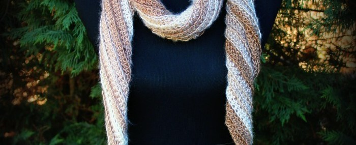 Sands of Time Scarf…