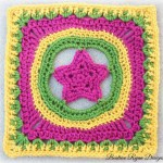Granny's Shining Star Square