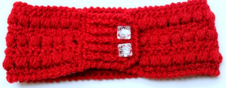 Whimsical Warmth Headband ~Version II