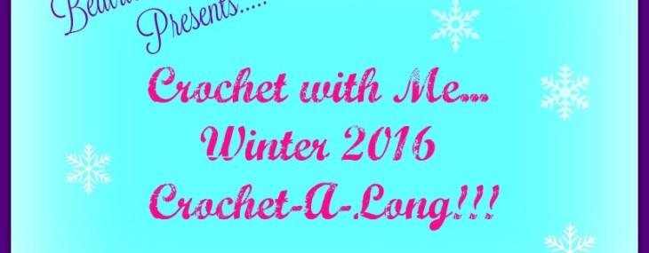 Crochet With Me… Winter 2016 Crochet-A-Long!!  Week 1~Material List