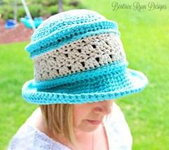 Amazing-Grace Blissful Summer Hat