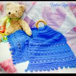 Blue Bell Teething Lovely… Free Crochet Pattern!!
