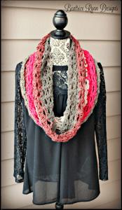 Winterberry Warm-Up Cowl... Free Crochet Pattern