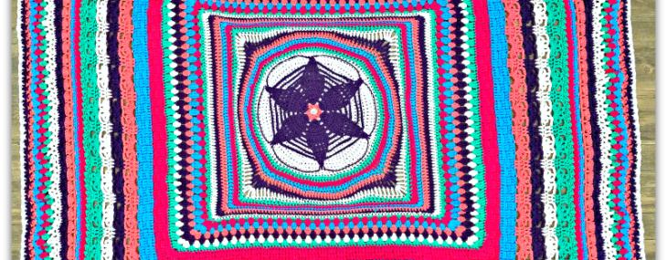 Crochet with Me!! Winter 2017 CAL… Week 11!