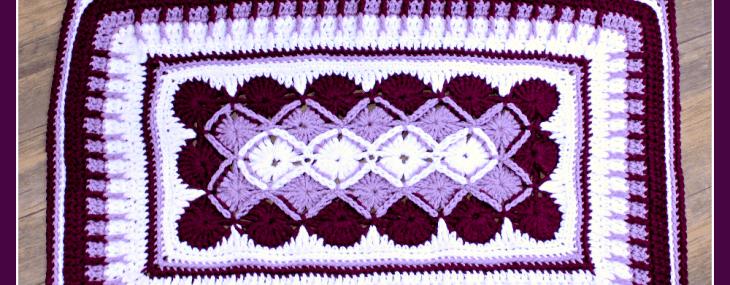 2019 Crochet with Me!! Mystery Afghan Crochet Along… Week 2!!!