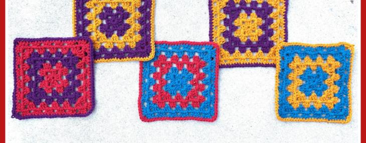 Whimsical Autumn Afghan Mystery Crochet Along… Week 5!!