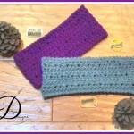 Soft & Chic Headband… Free Crochet Pattern!!