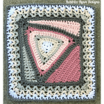 Eye of the Storm Square… Free Crochet Pattern!!!