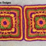 Festival of Fall Afghan Crochet Along… Week 5!!!