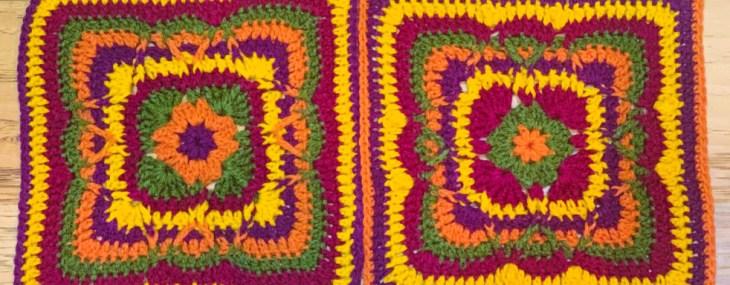 Festival of Fall Afghan Crochet Along… Week 6!
