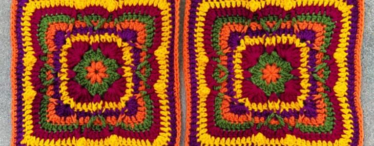 Festival of Fall Afghan Crochet Along… Week 7!!!
