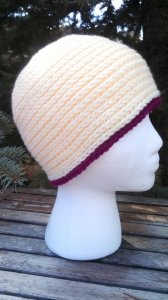 Surface Braid #Crochet Hat... #FreePattern