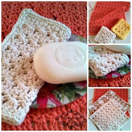 Amazing Grace Spa Trio, Free Crochet Pattern