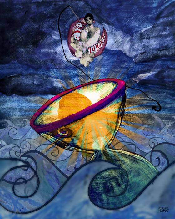 ilustración editorial beatriz larepa