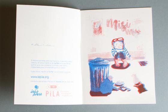 beatriz larepa con nombre de pila ilustracion diseño arte