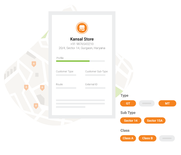 sales force tracking app gps intelligence