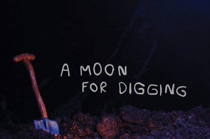 Garden Centre – A Moon For Digging