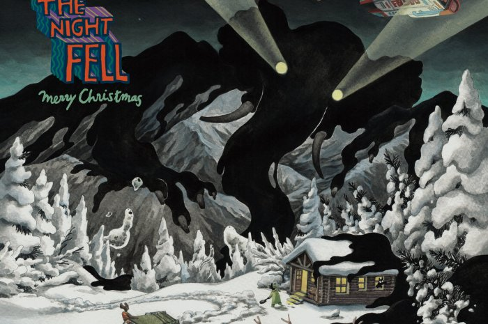 Merry Christmas – The Night The Night Fell
