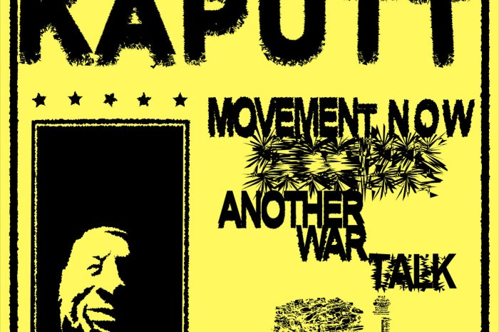Kaputt – Movement Now