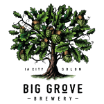 Big Grove Brewery - Combined, Hoptree logo (2018)