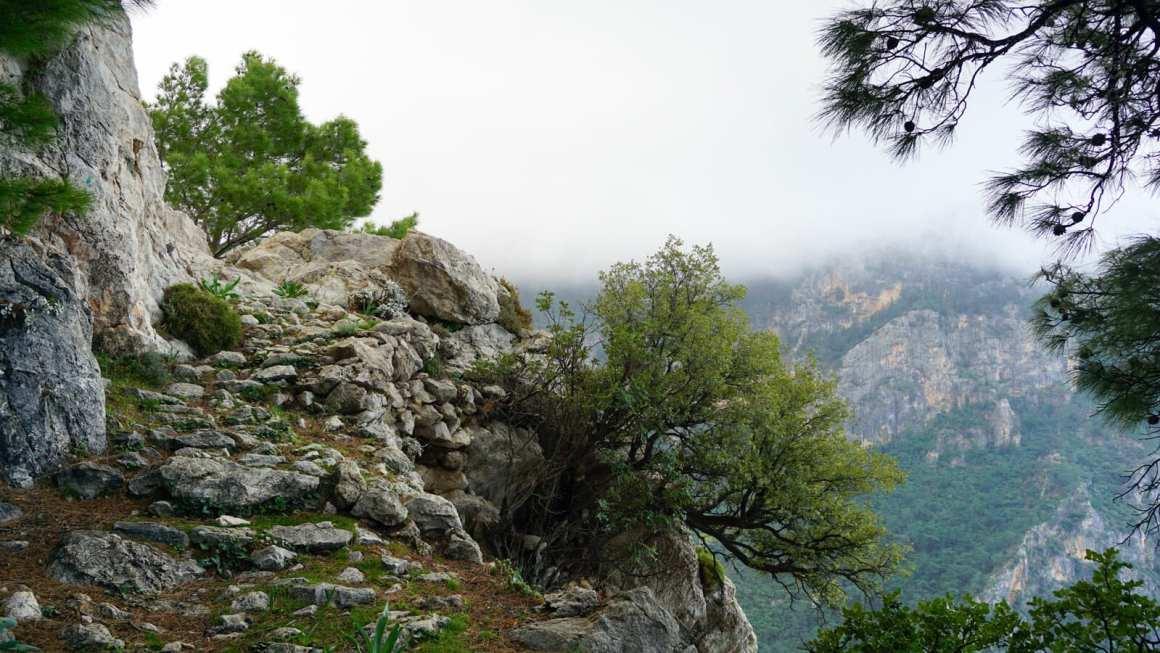 Lycian Way difficulty