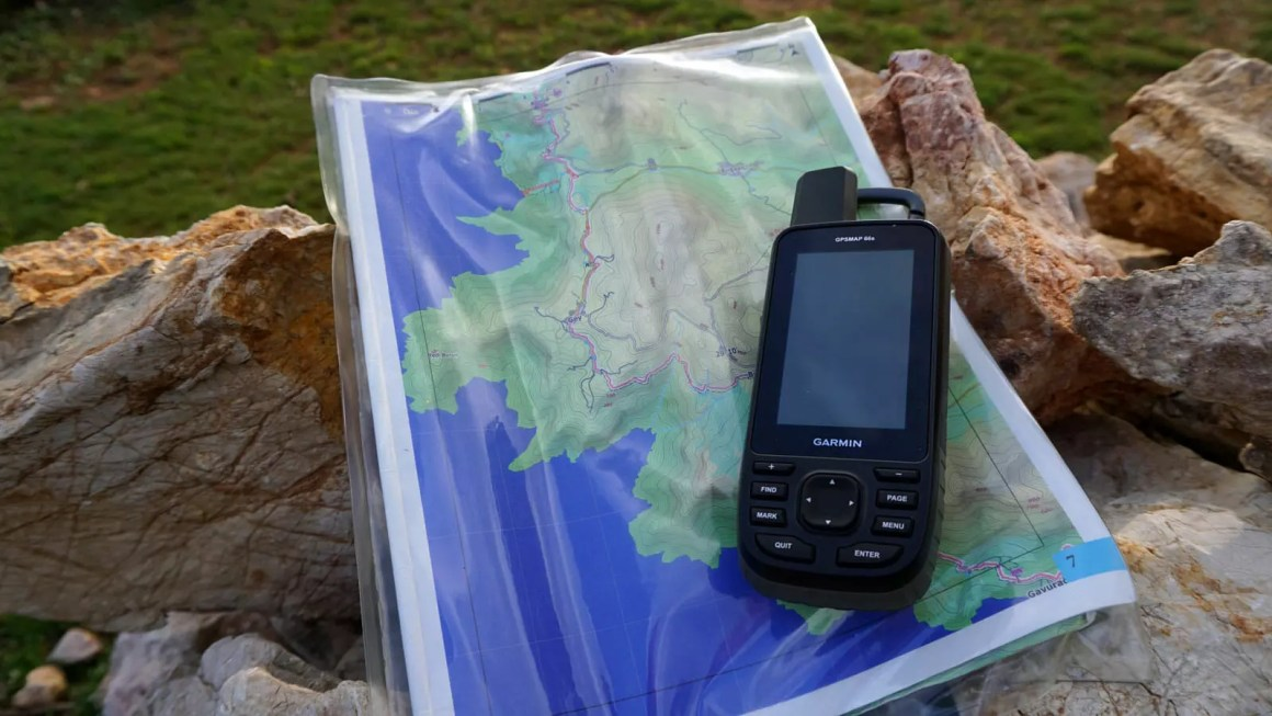 Lycian Way GPS