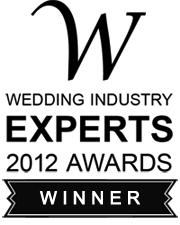 Wedding Industry Experts - Winner - Best Event Designer - Reading