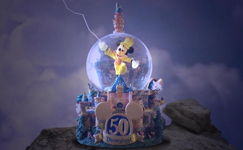 Disneyland Globe