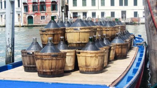 Italians Like Their Wine