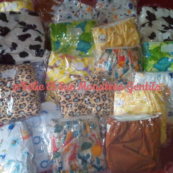 couches lavables ou couche jetable