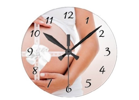 horloge_attente_fin_grossesse