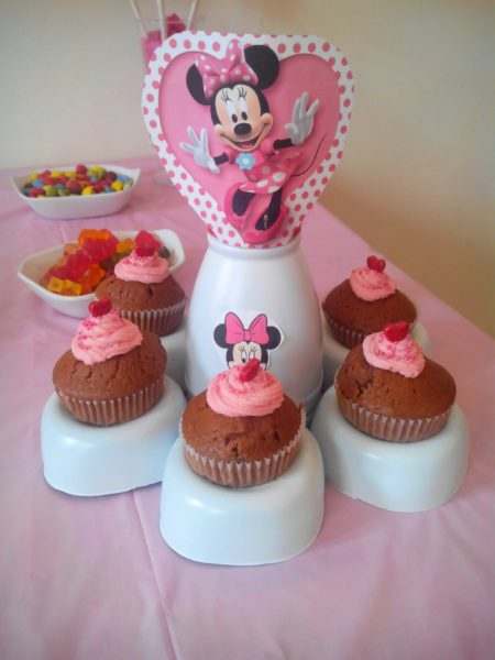 sweet table minnie mouse