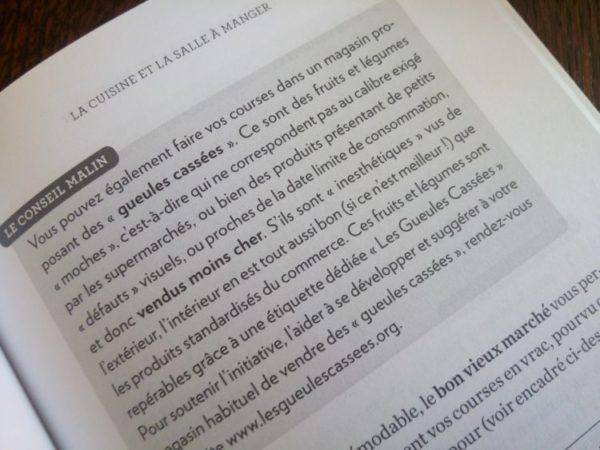 Livre Objectif Zéro Déchet de Monica Da Silva