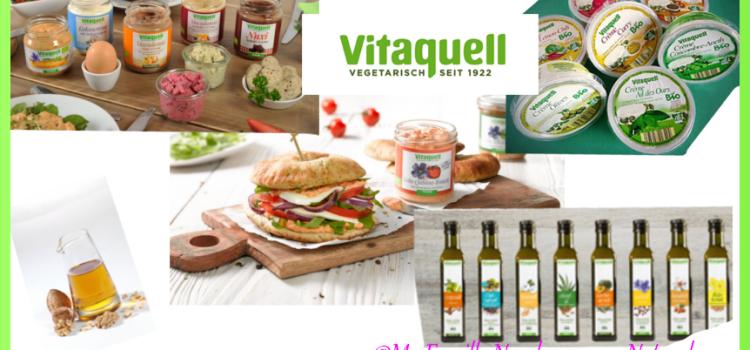 Vitaquell : des aliments bio, végétariens et véganes