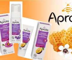 Aprolis, la cosmétique bio et 100% naturelle, made in France