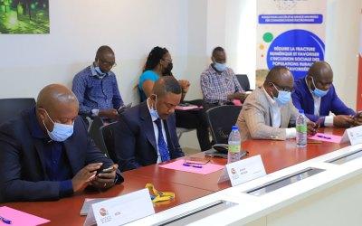 Congo Brazza : MTN dispose le meilleur réseau 2G, tandis que la  3G d'Airtel est «totalement» absente à Makabana [ARPCE]