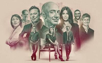 Le Top 10 des hommes les plus riches du monde [Technologie]