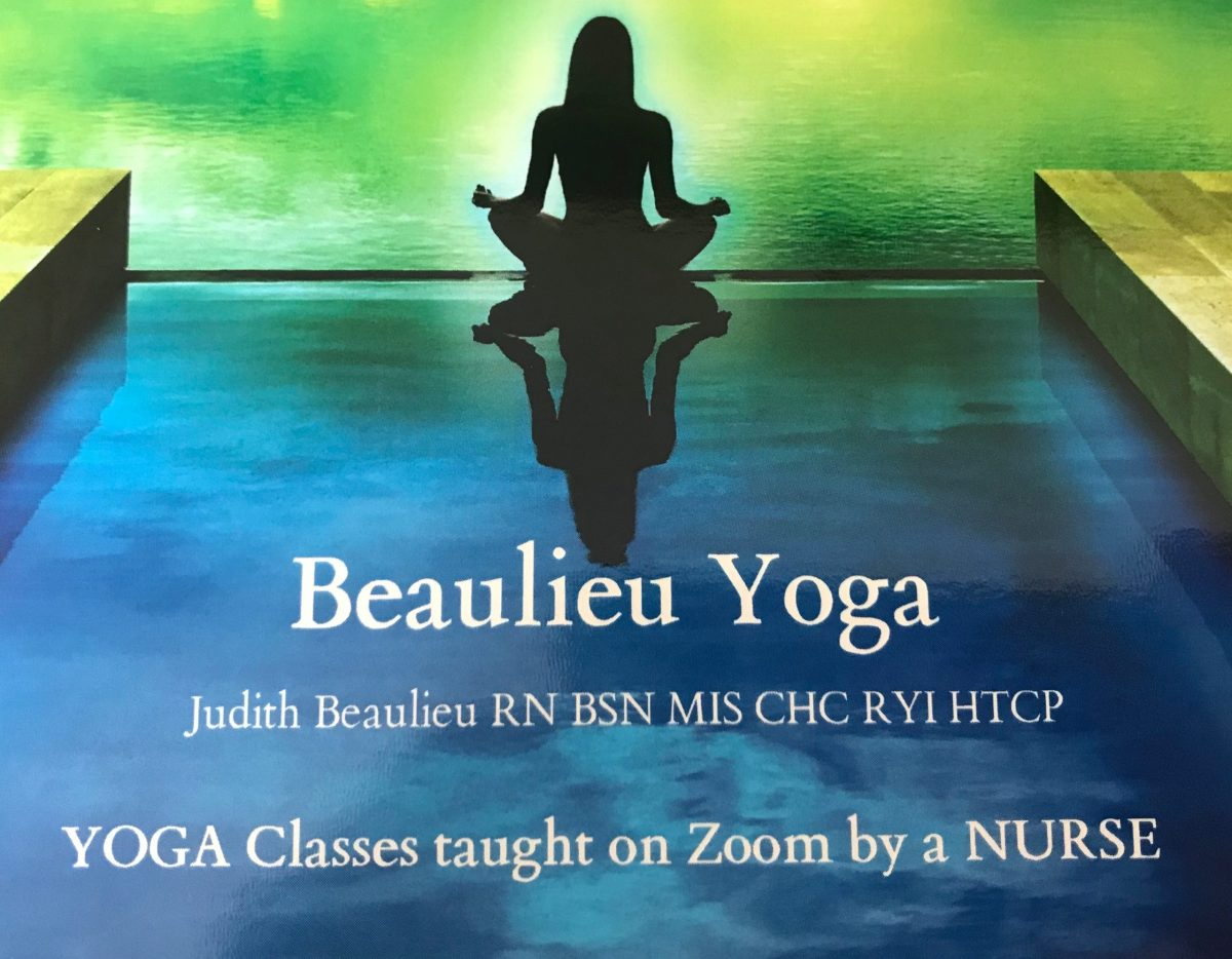 November Yoga Classes