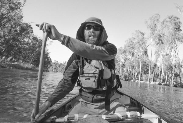 Beau Miles Junk Paddle