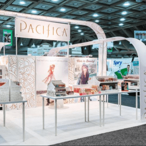 Pacifica Trade Show Display
