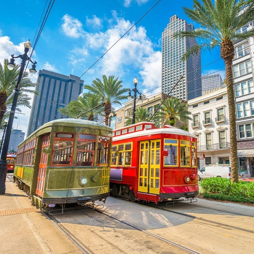 new orleans - about